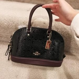 Coach crossbody bag new with tag